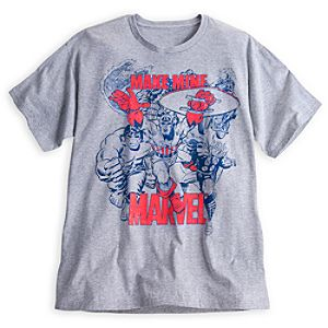 Marvel Comics Tee for Men - Plus Size