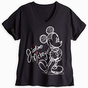 Mickey Mouse Tee for Women - Plus Size