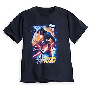 Star Wars Classic Character Tee for Adults - Plus Size