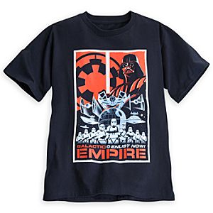 Star Wars Galactic Empire Tee for Adults