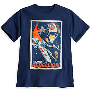Star Wars Rebel Tee for Men
