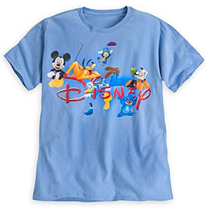 World of Disney Tee for Men