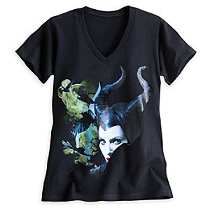 Maleficent Movie Tee for Women