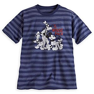 Mickey Mouse and Friends Tee for Men