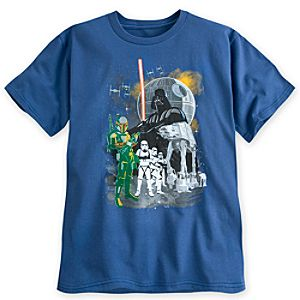 Darth Vader and Imperial Forces Tee for Men