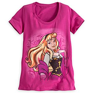 Briar Rose Tee for Women - Disney Fairytale Designer Collection