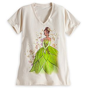Tiana Tee for Women - Disney Fairytale Designer Collection