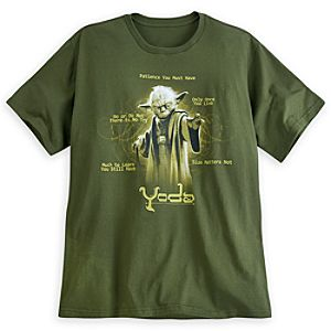 Yoda Tee for Men - Star Wars