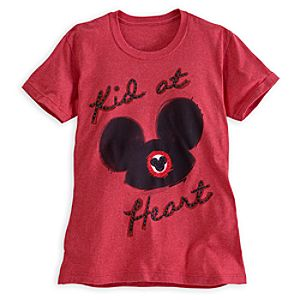 The Mickey Mouse Club Mouseketeer Tee for Women