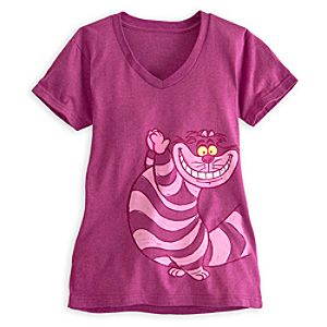 Cheshire Cat Tee for Women