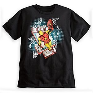 The Invincible Iron Man Tee for Men