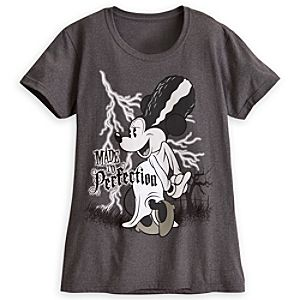 Minnie Mouse Halloween Tee for Women
