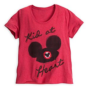 The Mickey Mouse Club Mouseketeer Tee for Women - Plus Size