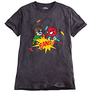 Bang! Spider-Man Tee for Men by Tokidoki
