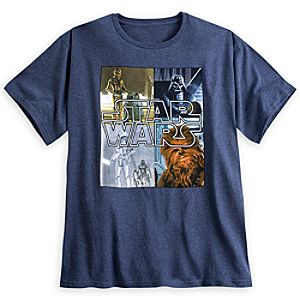 Star Wars Tee for Men - Plus Size