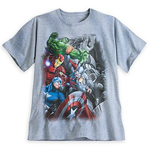 The Avengers Tee for Men - Plus Size