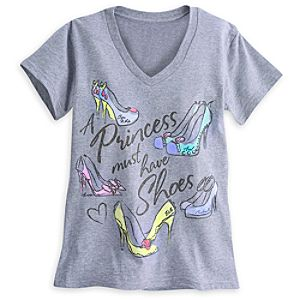 Disney Princess Graphic Tee for Women