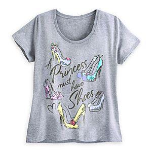 Disney Princess Graphic Tee for Women - Plus Size