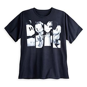 Mickey Mouse and Friends Tee for Men - Plus Size