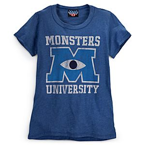 Monsters University Tee for Women