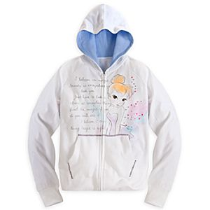 Tinker Bell Hoodie for Women