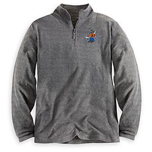 Personalizable Goofy Fleece Pullover for Men