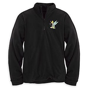 Personalizable Tinker Bell Fleece Pullover for Women