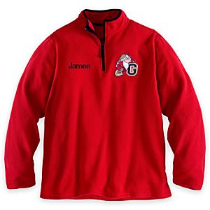 Grumpy Fleece Pullover for Men - Personalizable
