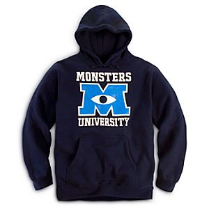 Monsters University Hoodie for Men