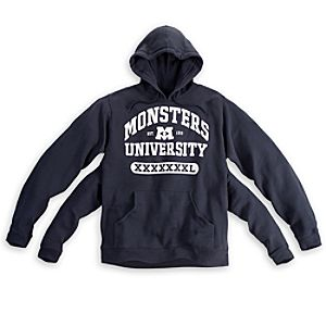 Monsters University 4-Arm Hoodie for Men