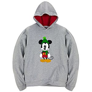 Share the Magic Pullover Mickey Mouse Hoodie for Men