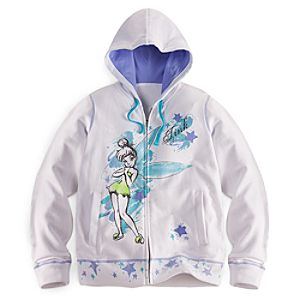 Tinker Bell Hoodie for Women - Plus Size