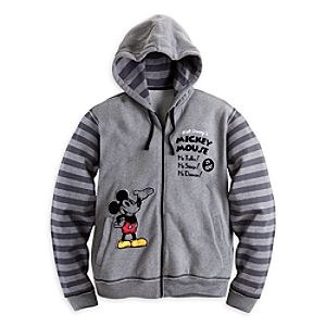 Mickey Mouse 1928 Hoodie for Men