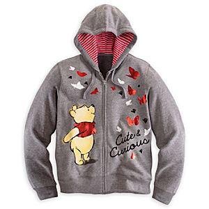 Winnie the Pooh Hoodie for Women