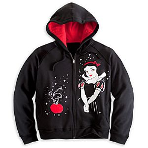 Snow White Hoodie for Women - Plus Size