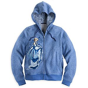 Cinderella Hoodie for Women - Disney Fairytale Designer Collection