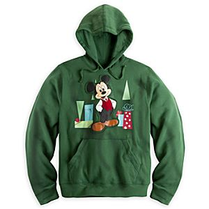 Mickey Mouse Hoodie for Men - Holiday