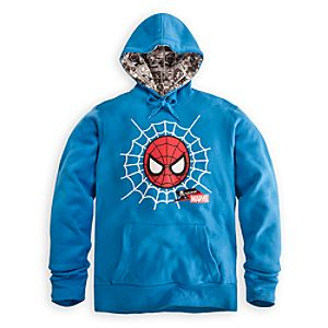 Web Head Spider-Man Hoodie for Men by Tokidoki