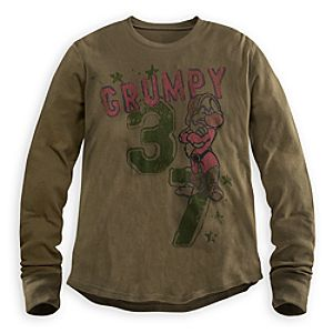 Long Sleeve Thermal Grumpy Tee for Men