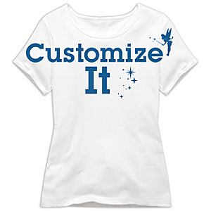 Customized Fitted Tee for Women