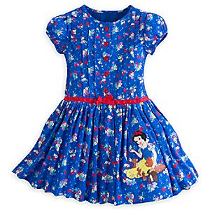 Snow White Dress for Girls