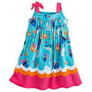 Finding Dory Dress for Girls