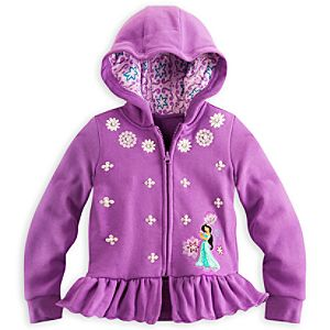 Jasmine Hoodie for Girls
