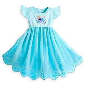 Frozen Woven Dress for Girls