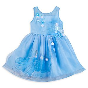 Cinderella Party Dress for Girls