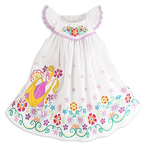Rapunzel Dress for Girls