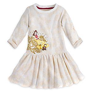 Belle Dress for Girls