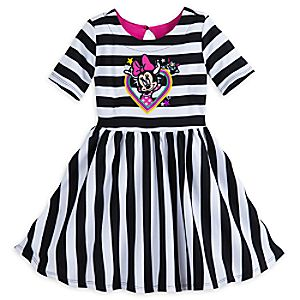 Minnie Mouse Clubhouse Knit Dress for Girls