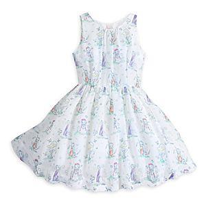 Disney Animators Collection Woven Dress for Girls