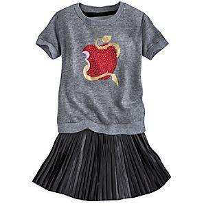 Descendants Skirt Set for Girls